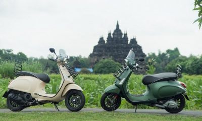 Vespa Sprint Adventure