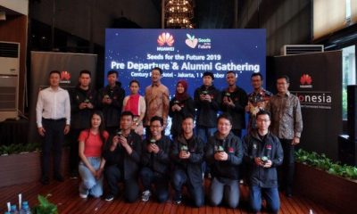 Huawei Seeds for the Future 2019